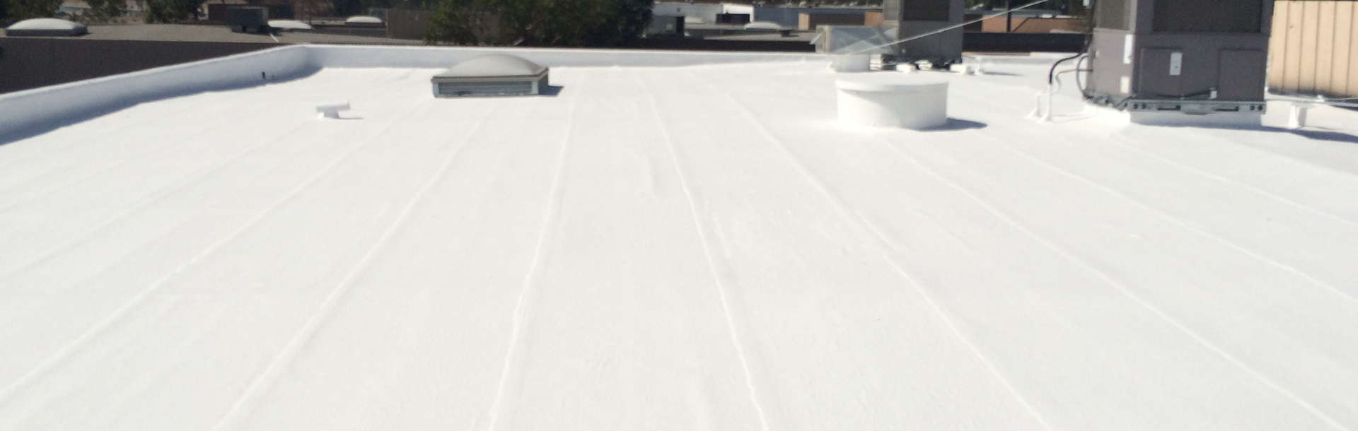 Roof Waterproofing & Insulating Coatings